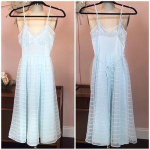 Vintage 50's Shadowline Nightgown/Dress